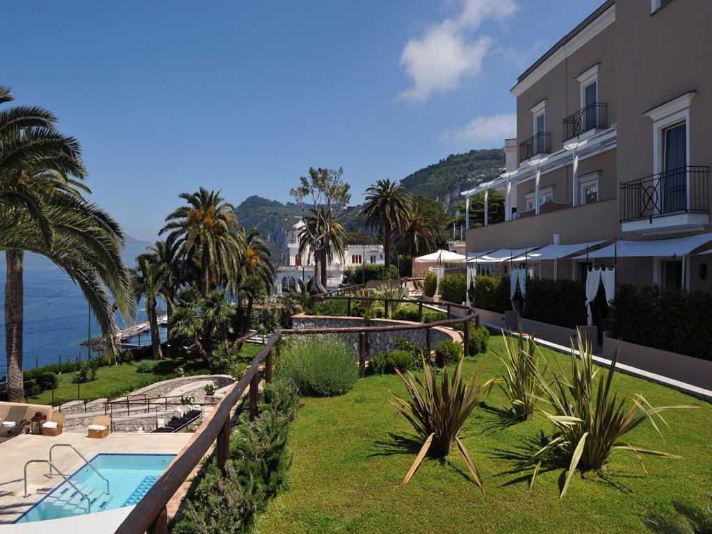 Villa marina capri hotel spa for Capri villa