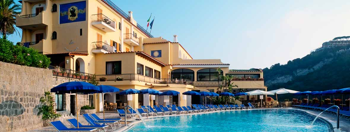 Grand Hotel Lacco Ameno Ischia