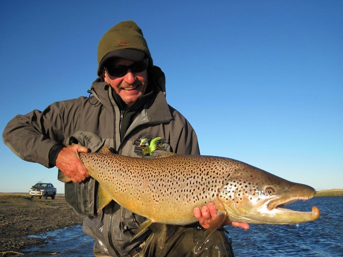 рыбалка кумжа фото