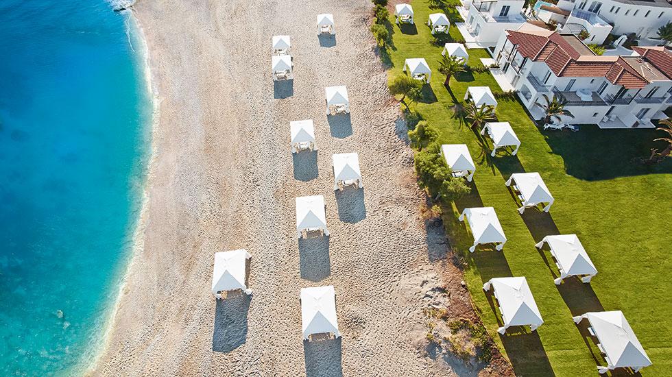 Grecotel caramel villas for Boutique hotel am strand