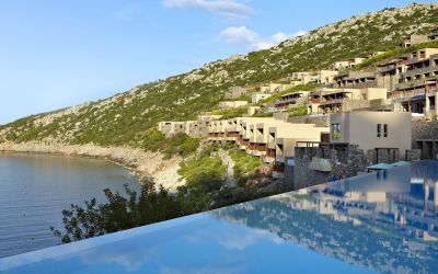 Отель Daios Cove Luxury Resort & Villas 5* De Luxe