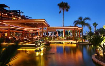 Отель Four Seasons Limassol 5*