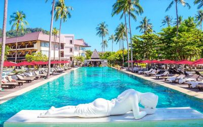 Отель Emerald Cove Koh Chang 5*