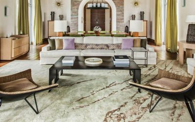 Виллы The Romanos, A Luxury Collection Resort Costa Navarino 5* De Luxe