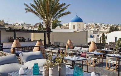 Отель Vedema A Luxury Collection Resort Santorini 5*