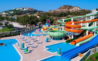 Отель Amada Colossos Resort 4*+
